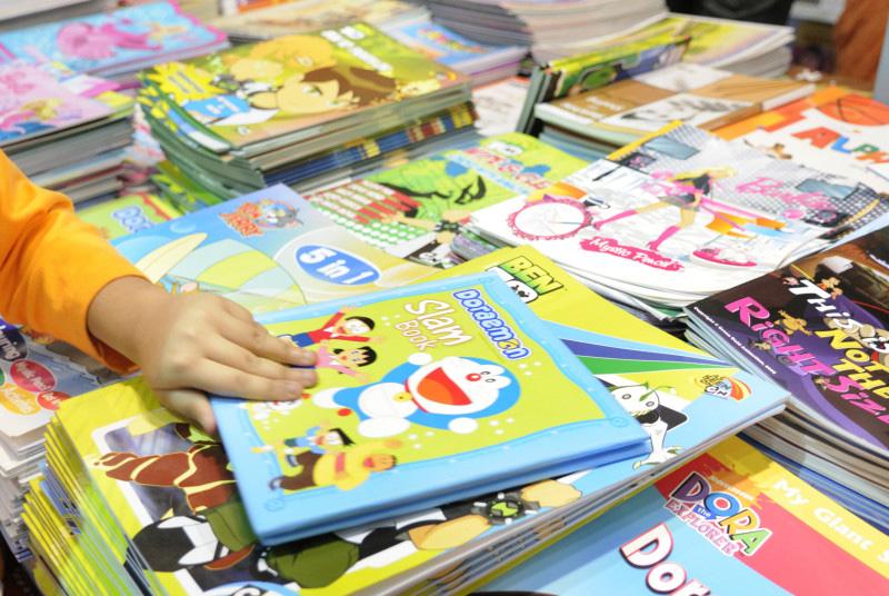 Book Fair Fun For All Ages