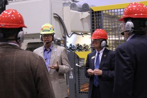 Kingsport Mill 100 tour