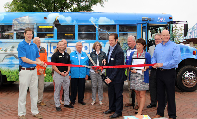 Domtar Supports Exploration Station