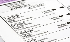 Paper Ballots May Boost Confidence in Election