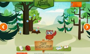 The Forest Academy Helps Educate Kids