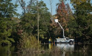 After Hurricane Matthew in NC, Domtar and good360 partnered to provide disaster relief