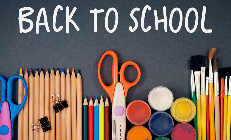 back to school essentials help students and families