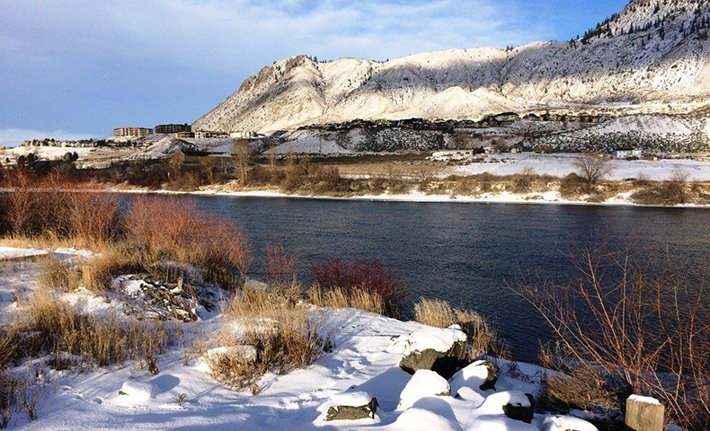 Water quality at Kamloops Mill