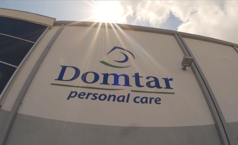 Who is Domtar Personal Care division?