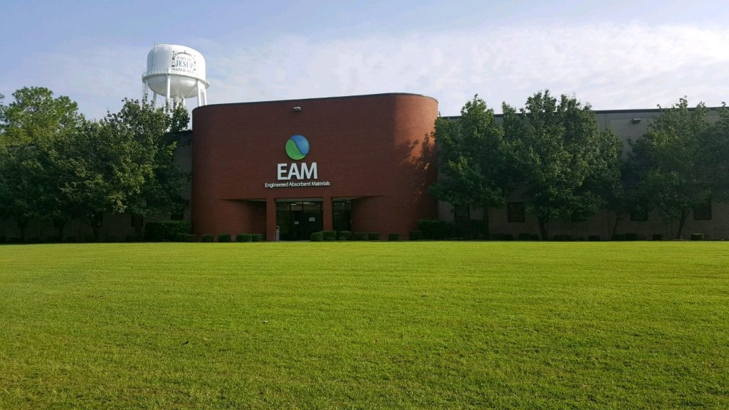 EAM is headquartered in Jesup, Georgia.