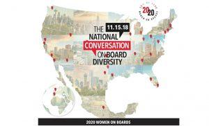 Women On Boards diversity panel
