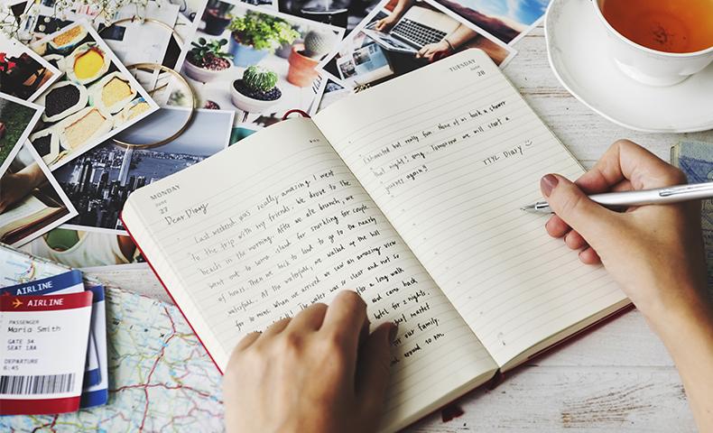 handwriting benefits