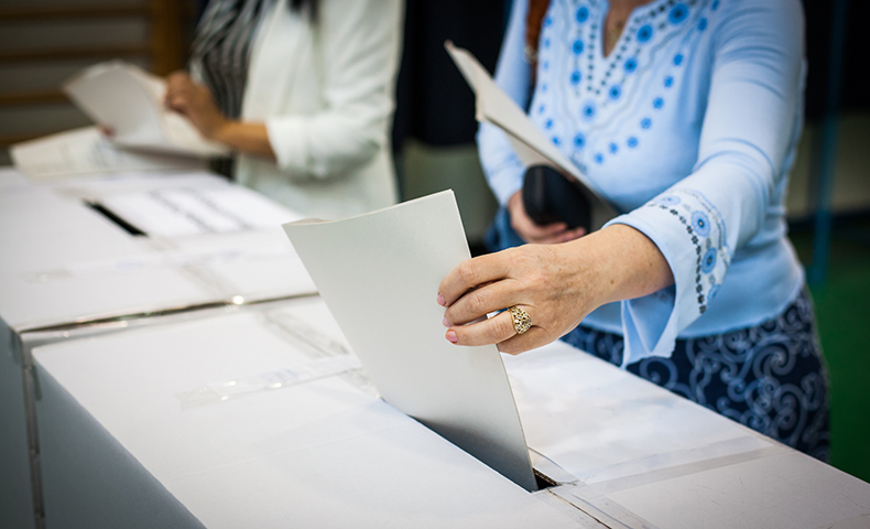 Election Security and paper-based voting