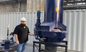 Reliability Engineer Scott Anderson