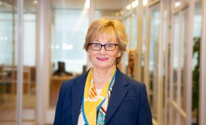 pamela strobel women in corporate leadership