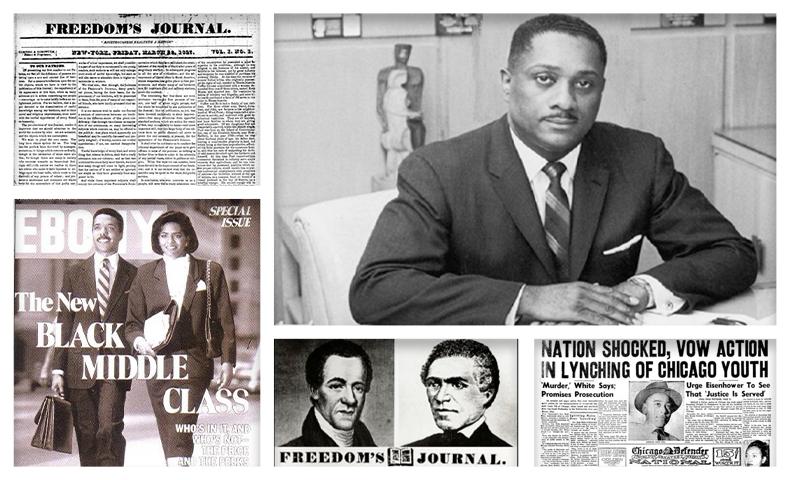 black-owned media pioneers