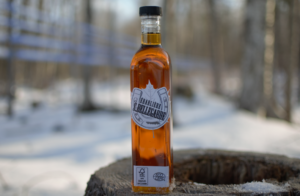 Bellegarde maple syrup from local maple syrup producers