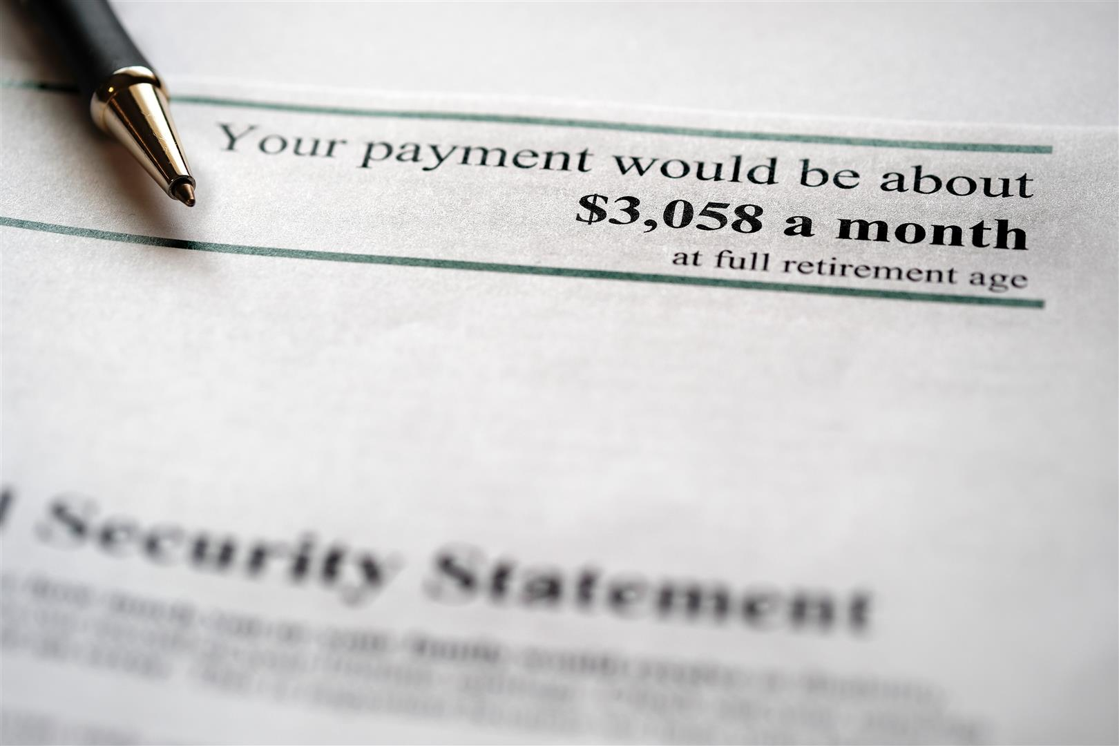 Know Your Social Security Proposal to bring back paper statements